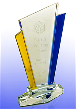 ONE IBC - PROUD as one of TOP PARTNERS of EURO PACIFIC BANK