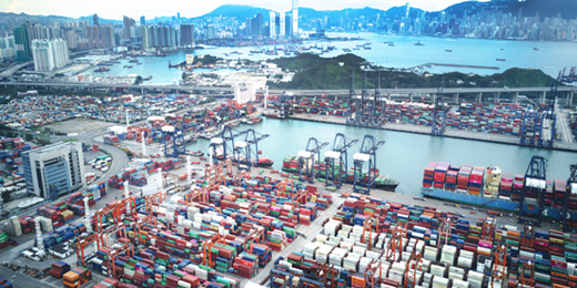 Asian Trade